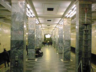 metro sokolniki